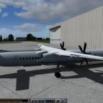 Majestic Software Dash 8 Q400 その1 概要とFS2Crew