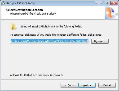 CPFlight MCP737EL その3 ソフトウェア導入と動作確認