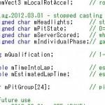 【rfactor2】 プラグイン開発6 – 画面描画1 –