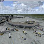 空港アドオン その5 「ウィーン国際空港 」