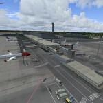 空港アドオン その9 「ノルウェー・オスロ空港 」
