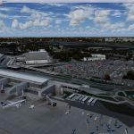 空港アドオン その23 「ワルシャワ・ショパン空港」
