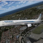 機体アドオン その6「QualityWings Simulations – the 757 COLLECTION」