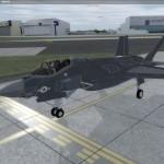 機体アドオン その7「INDIAFOXTECHO – F-35 LIGHTNING II 」