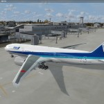 空港アドオン その34 「新潟空港 WCI版」