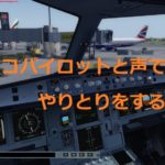 Flight Sim Labs – A320-X その2  FS2Crew: FSLabs Airbus